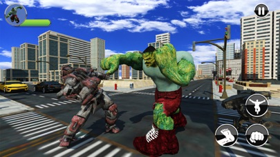 download Incredible Monster Robots appstore review