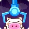 粉红小猪抓娃娃-益智游戏 logo