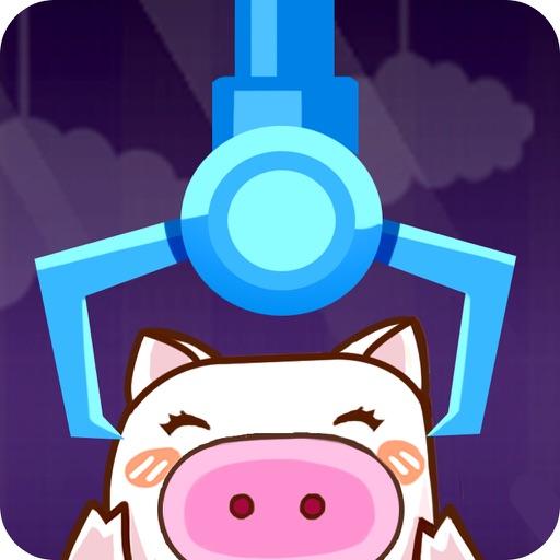 粉红小猪抓娃娃-益智游戏 images