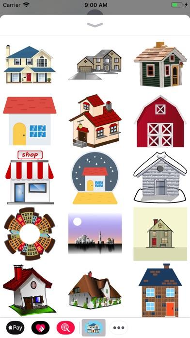 Home Sweet Home Stickers screenshot 3