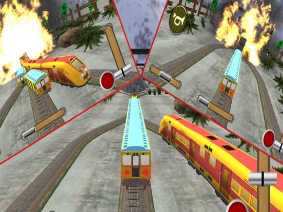 Скачать игру Снег Поезд Вождение Сим