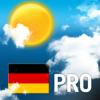 Wetter für Deutschland Pro