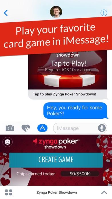 Zynga poker for iphone 5