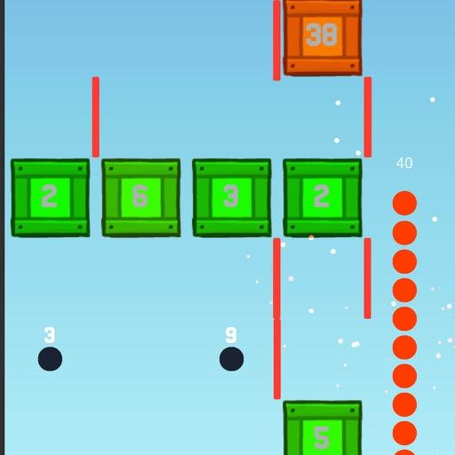 Box the Ball - Snake Classic iOS App