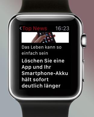 FOCUS Online Nachrichten Screenshot