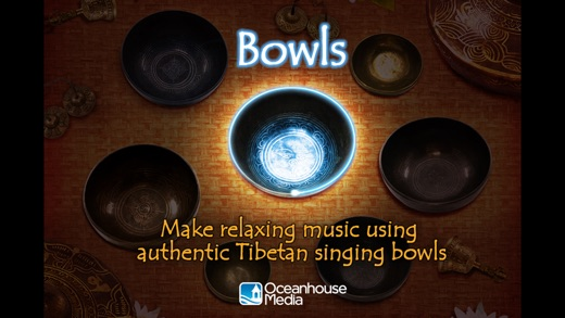 Bowls - Tibetan Singing Bowls Screenshots