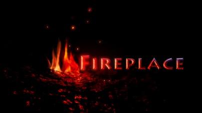 Fireplace 3D app