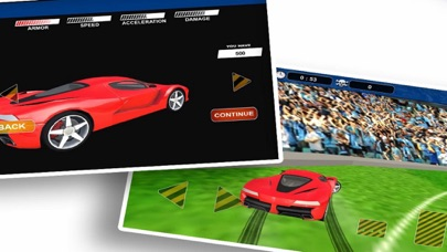 Stadium Sport Car Racing screenshot 1