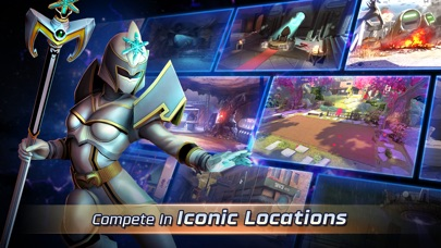 Power Rangers: Legacy Wars iPhone