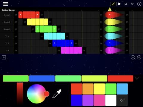 Light DJ for Hue & LIFX screenshot 4