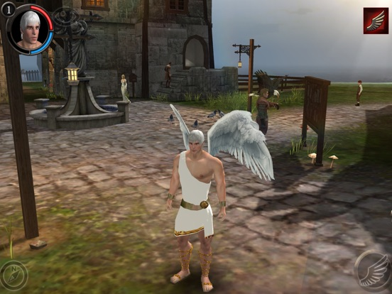 Angel Sword: 3D RPG для iPad