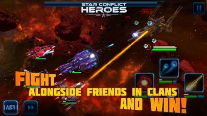 Star Conflict Heroes screenshot 1