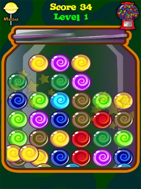 Screenshots of Lollipops for iPad