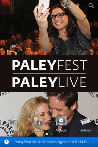 Paley Center TV Fan Connection screenshot 1