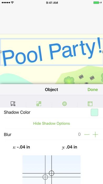 iphone screenshot 4 - Omnigraffle App