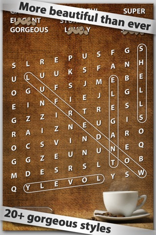 WordSearch screenshot 1