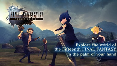 FINALFANTASY XV POCKET EDITION screenshot 1