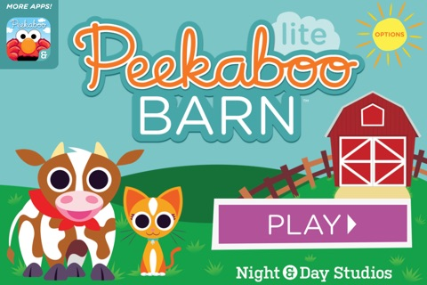Peekaboo Barn Lite screenshot 1