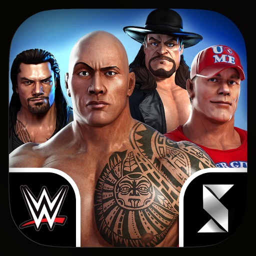 WWE Champions - Action RPG iOS Hack Android Mod