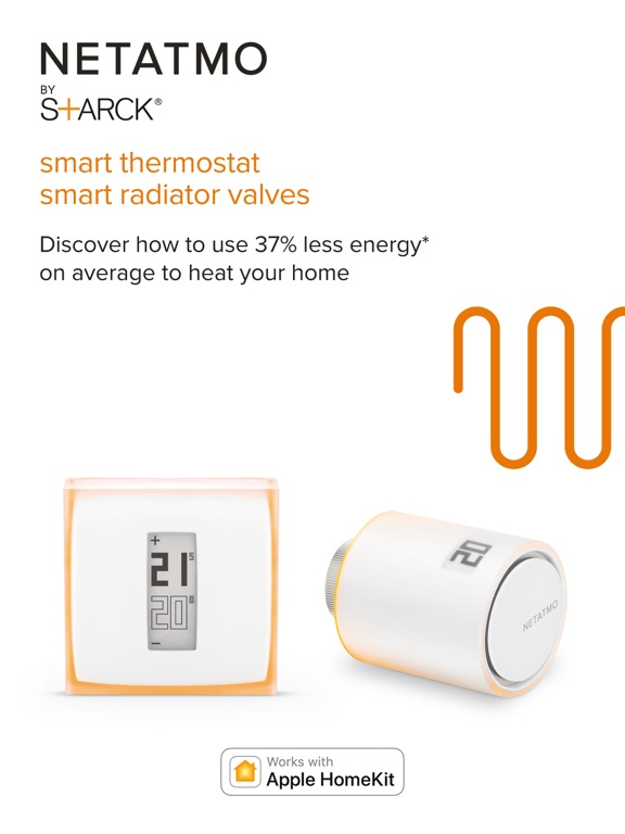 netatmo energy on the app store. Black Bedroom Furniture Sets. Home Design Ideas