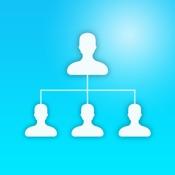 OrgChart – Organization Chart (组织结构图)[iPhone]