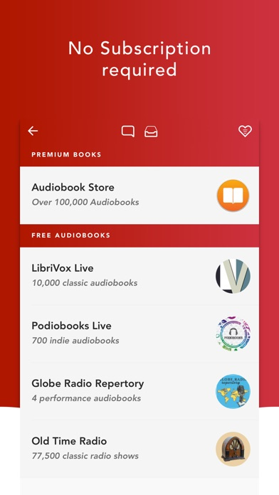 download Audiobooks HQ apps 2