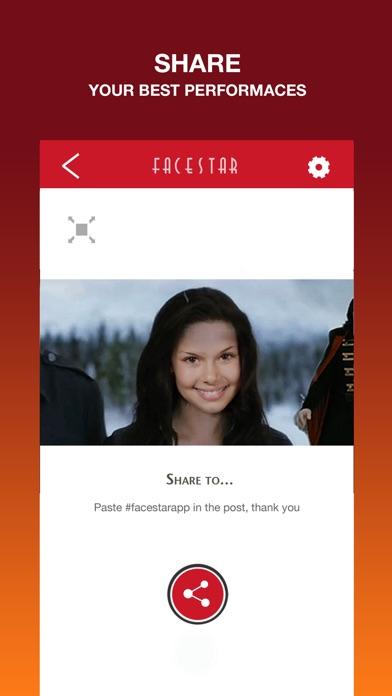 FaceStar App screenshot1