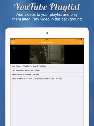 Screenshot #4 pour iLax - Vidéo et Document