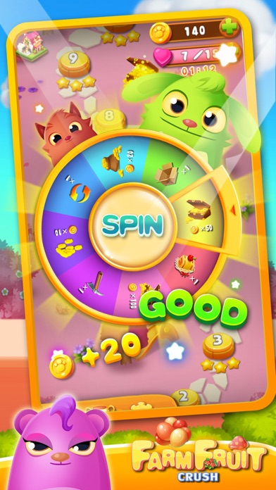 Farm Fruit Crush -Picture Matching gamesのスクリーンショット2