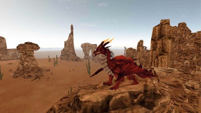 VR Dragon Sky Attack War Скриншоты4