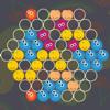 Hex Match - Hexagonal Fruits Hex Matching Game
