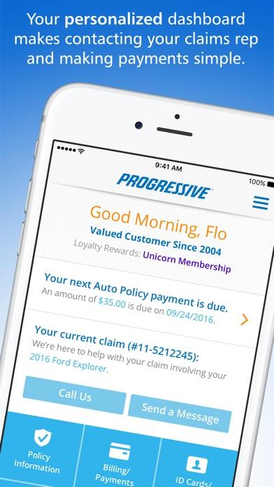 Progressive Snapshot Reviews >> Progressive on the App Store