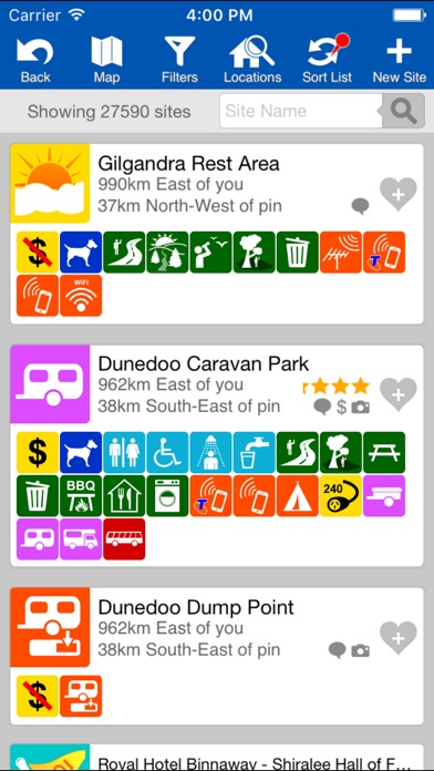 download WikiCamps Australia apps 2