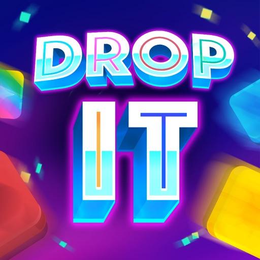 Drop It!: Сумасшедший цвет головоломки