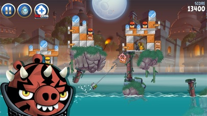 Screenshot of Angry Birds Star Wars II2
