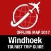 温得和克 旅遊指南+離線地圖