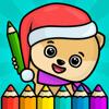 Juegos de colorear para niñas y niños gratis