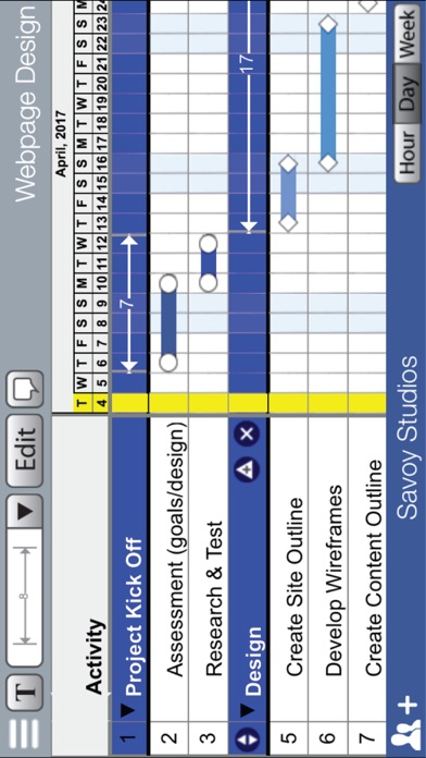 Screenshot of PlanNext - Project Management & Project Schedule4