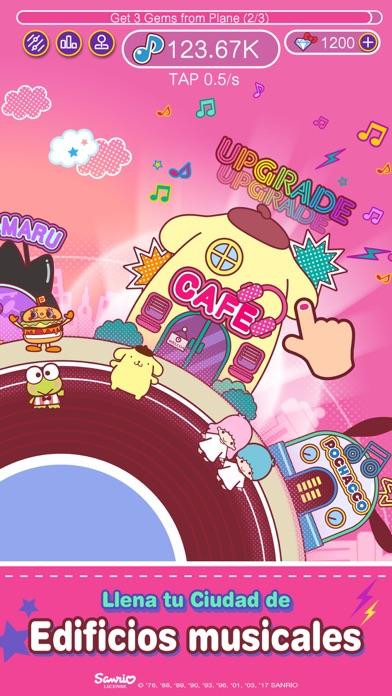 Hello Kitty Fiesta Musical - ¡Kawaii y Bello! Screenshot