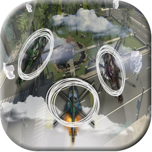 Action In Propellers Movement iOS App