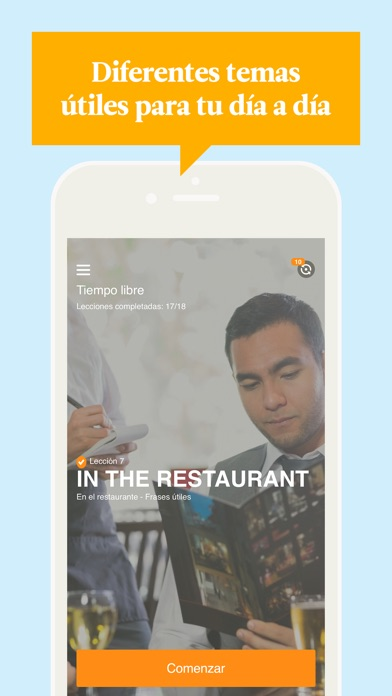 download Learn English with Babbel appstore review