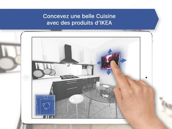 Creer sa cuisine pour ikea 3d dans l app store - Creer sa cuisine chez ikea ...