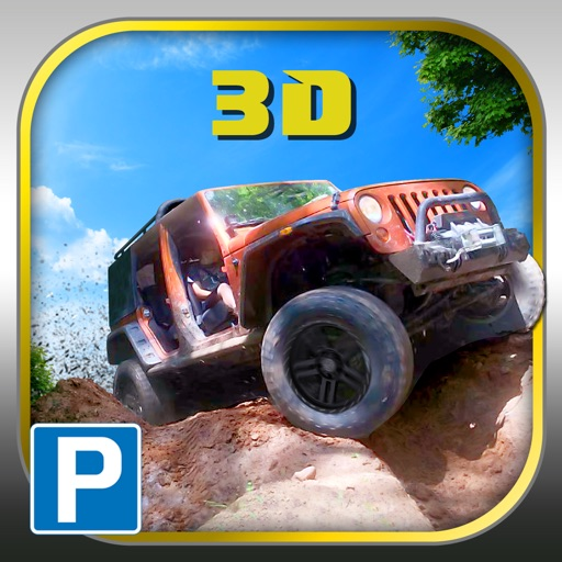 NOJA 3D Off-Road Parking Extreme - Dirt Racing Stunt Simulator iOS App