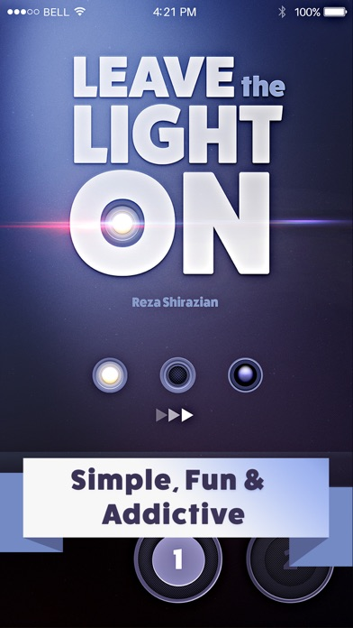 Leave the Light On Screenshot