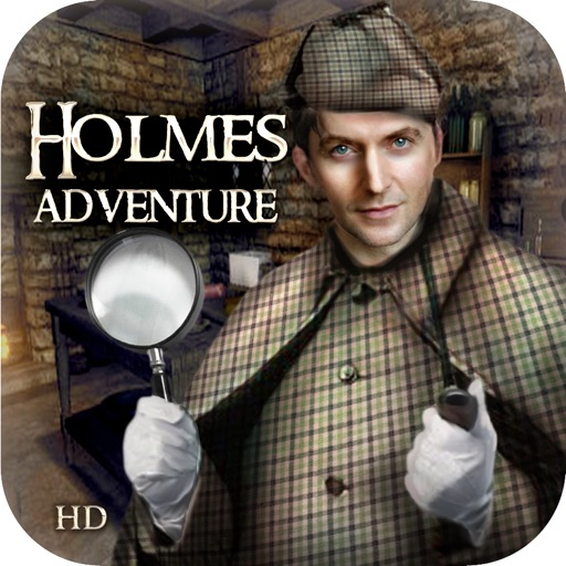 Adventure of Holmes HD iOS App
