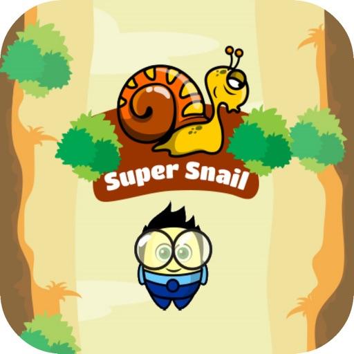 Super Snail Game - Ninja jump