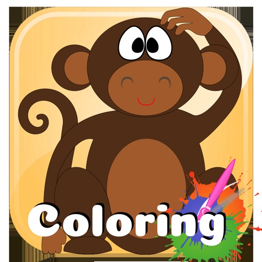Animal Prince Monkey King - Fun Toddler Game iOS App