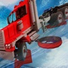 Truck Wave Racing - Monster Truck Racing Game