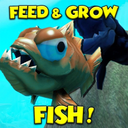 Fish grow feed simulator by steven laster for Fish and grow
