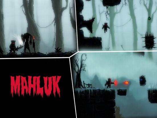 Игра Mahluk: Dark demon